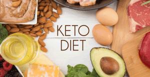 วิธีลดน้ำหนัก คีโต ketogenic diet