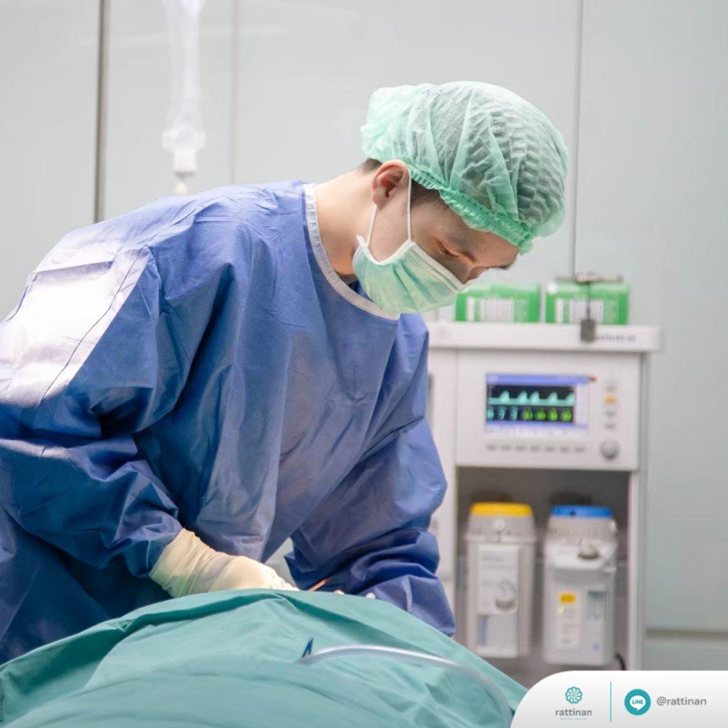 ศัลยกรรมทอม ผ่าตัด ลดขนาดหน้าอก เทคนิคใหม่